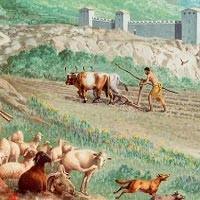 پاورپوینت درس ۲۲ مطالعات اجتماعی هفتم ( اوضاع اقتصادی در ایران باستان )