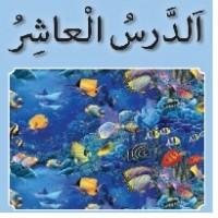 پاورپوینت عربی هفتم درس ۱۰ (الدَّرْسُ الْعاشُِر) زينَةُ الْباطِنِ